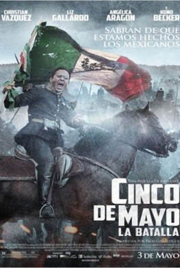 Cinco de Mayo: The Battle (2013)